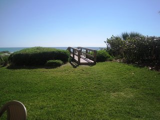 Direct Ocean Front Rental, Walk out to beach..., Cocoa Beach