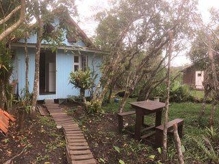 Chale/Casa na Guarda do Embau