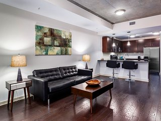 Downtown Raleigh Luxury High Rise