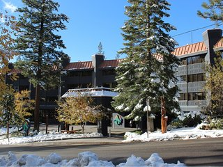 Chalet at The Tahoe Seasons Resort across from Ski