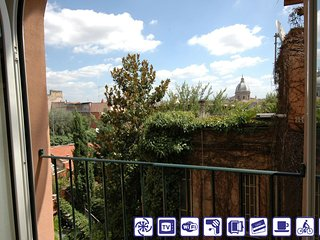 Trastevere / Navona, Janiculum, Central, A/C, WiFi, Roma