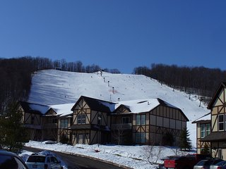 2 BR Ski In/Ski Out at Boyne Mountain Ski Resort