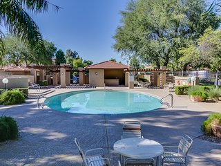 NEW! Newly Remodeled 2BR Scottsdale Condo!