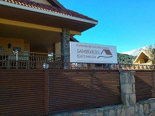 Alojamiento vacacional Samburiel, Becerril de la Sierra