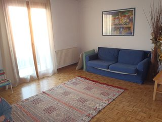 Grande appartamento in villa
