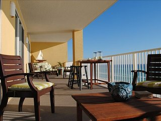 Panama City Beach Condo on Beach near 30-A