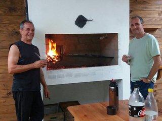 Cabaña SALITRE La Pedrera
