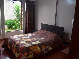Beautiful place in front of park and river Machangara, Cuenca