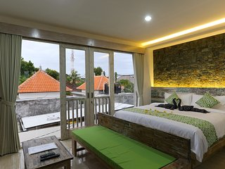 New Open! ★ Very Cute Green Studio in Sanur,No22