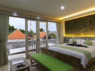 New Open! ★ Very Cute Green Studio in Sanur,No22