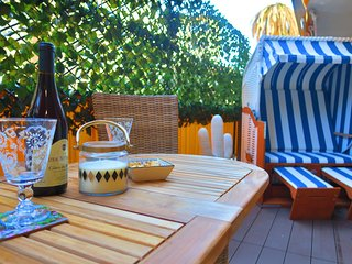 Ashley&Parker -CACTUS TERRASSE- New apartment 1mn from the Promenade des Anglais, Niza