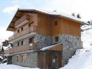 Catered Ski Chalet Meribel Mottaret