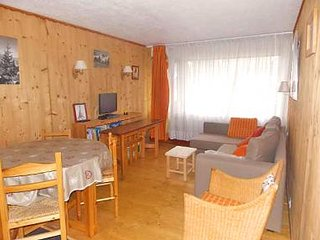 Nice 3 Pce appartement in the building 'Le Plein Sud' (Plagne Centre), Macot-la-Plagne