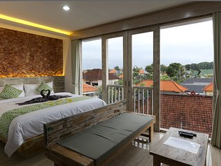 New Open! ★ Nice view Green Studio in Sanur,No32