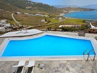 Villa ''Aeracura'' - Seablue Villas Mykonos, Tourlos