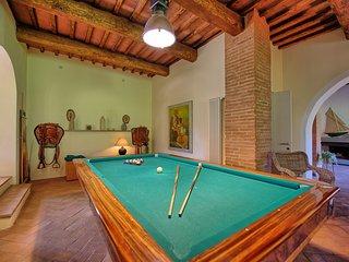 Villa with Private Pool and Easy Train Access to Florence - Villa Empoli