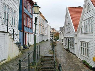 Perfect Location - Beautiful Street, Bergen