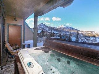 Boulevard Bend 2 Condo Hot Tub Frisco Colorado Vacation Rentals