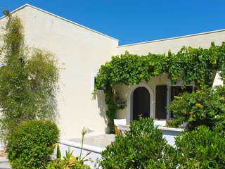 Jasmine house in Crete, Sitia