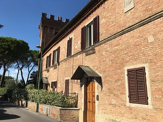 Villa Paola Siena Design B&B con Parking Privato - Room Luise