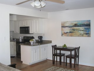 Beautiful 1st floor condo short walk from the Beach, famous Boardwalk and .....