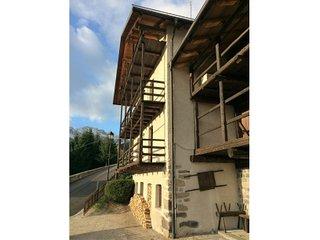 CASA ELEONORA - Appartamento con splendida vista sulle Dolomiti, Falcade