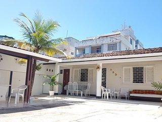 Casa Aluguel temporada na Praia do Morro Guarapari