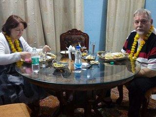 Sunita Homestay 21/108/9 Rajeev nagar near hotel Amar Vilas Tajganj Agra UPIndia