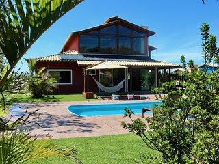 Redhouse Ibiraquera Hospedaria- Lagoa Alto Padrão 320m2
