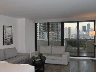 Modern & refurbished-The Grand Double Tree Miami.