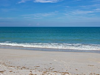Warm winter escape on beachside in Vero Beach, FL