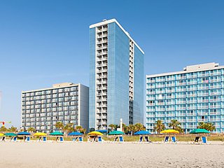 1 BD Villa in Myrtle Beach - SeaGlass Tower Aug 20 - 27, 2017