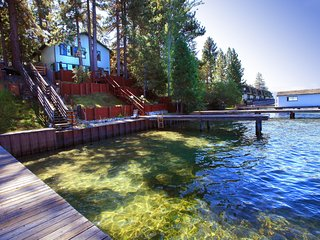 South Lake Tahoe Lakefront Home