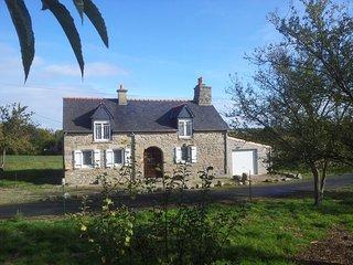 Maison bretonne, Jugon-les-Lacs