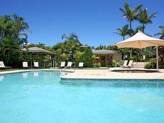 Noosa Beachfront Luxury Resort Apartment