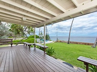 Royal Hawaiian Estate - near PCC, beaches, Hauula