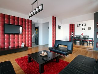 Spacious Apartment in Sibiu - perfect for business travel / groups of friends