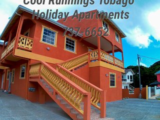 Cool Runnings Apartments- Coral Gardens Suite Apt# 3, Crown Point