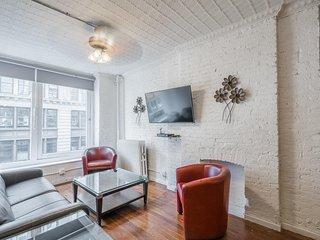 Chelsea - 2 Bedroom 2 Bathroom Residence - 900 Square ft. Sleeps 6