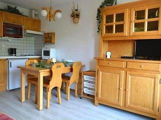 FLORIMONTAGNE B Studio + small bedroom 5 persons, Le Grand-Bornand