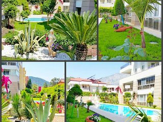 A cozy apartment in the center of Kemer