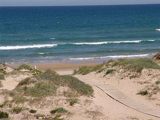 Apartamento a 100m de la playa, Oliva