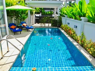 Brand new villa in Rawai !