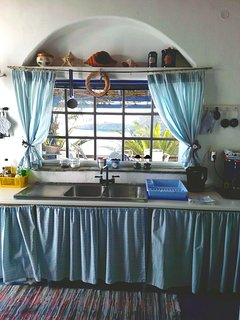 A Kitchen with a View !
