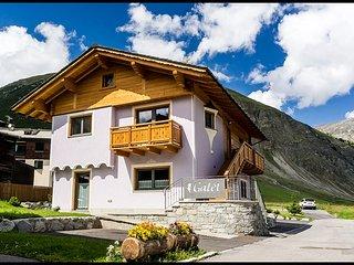 'Galet Mountain Chalet' XL **** 4 camere 3 bagni Bagno turco, 7/9 pax - Garage