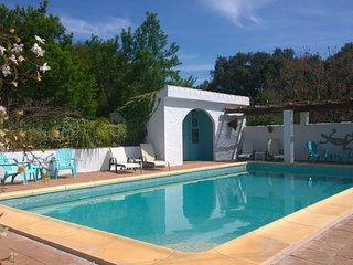 Mimosa - spacious cottage with pool on laid-back finca near beaches & Vejer
