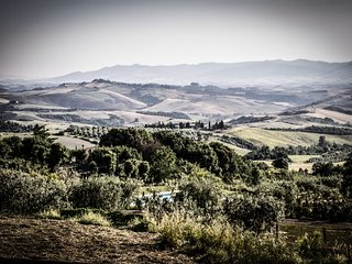 Simply Tuscany hillside, Montaione