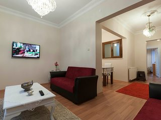 This property also has one of the top-rated locations in Istanbul
