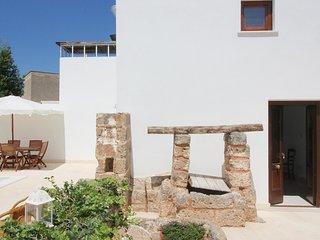 Luxury courtyard mono #8423.1