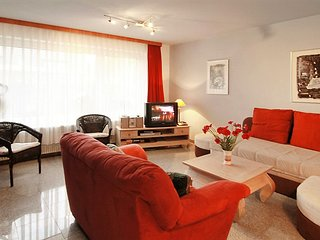 Delightful flat with patio on Sylt